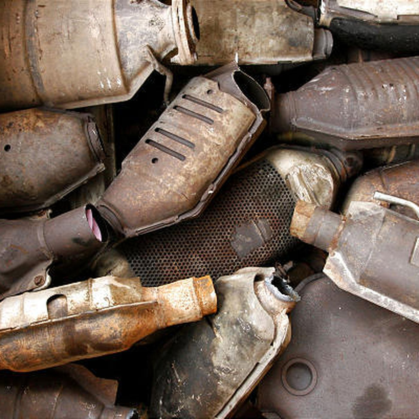 Catalytic Converter Scrap