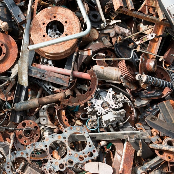 Waste Management - Collection Of Scrap Metal