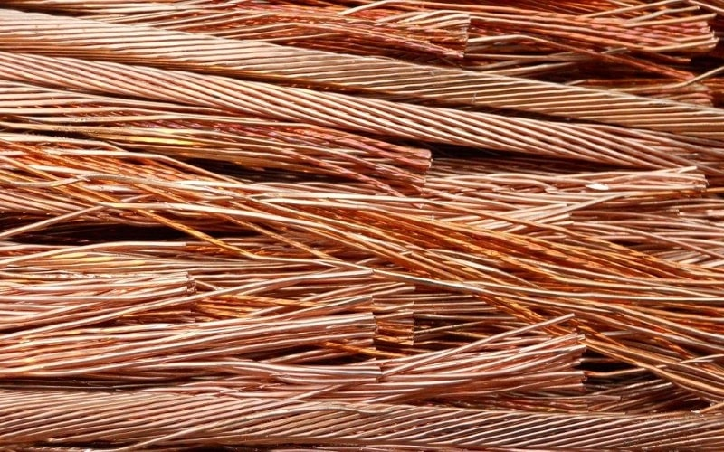 Dry Bright Wire For Scrap