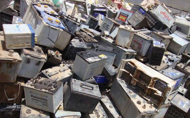 Lead Batteries Recycling