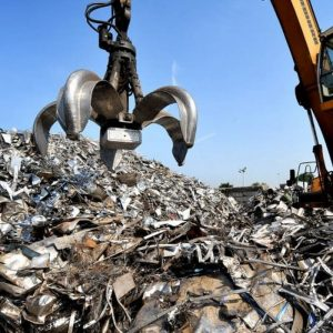 Scrap Metal Recycling - What is a Metal Scrap Yard