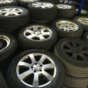 Tyre Fitting - new and used tyres near me