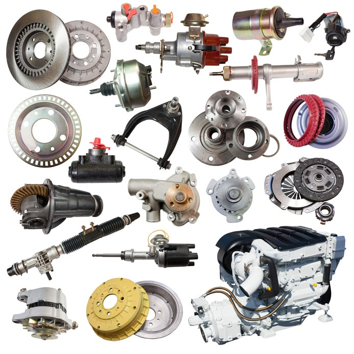 Used Vehicle Parts