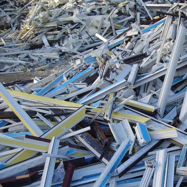 uPVC Plastic Recycling